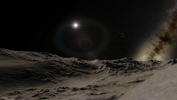 Кто деформировал Солнечную систему?