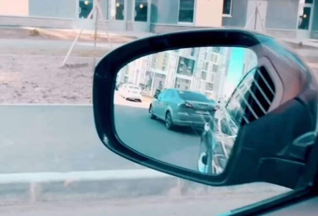 """Параллельная парковка """"по номеру"""". Хитрый способ, которым я пользуюсь сам, и всем советую"""