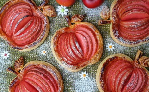 Печем Наливные яблоки: теста почти нет и сплошная начинка