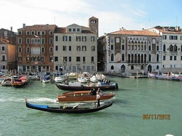 Дворцы Венеции