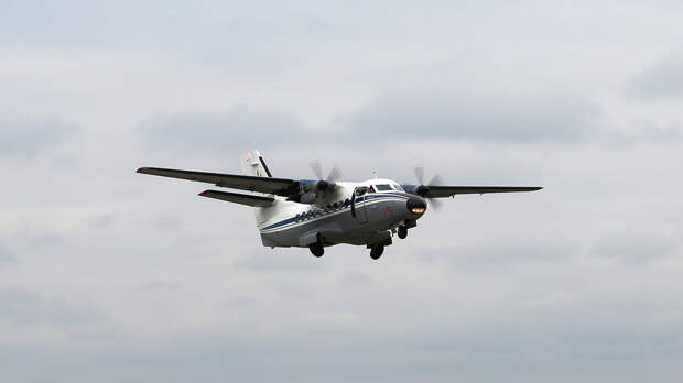В Кузбассе рассказали о состоянии пострадавших при крушении самолёта L-410