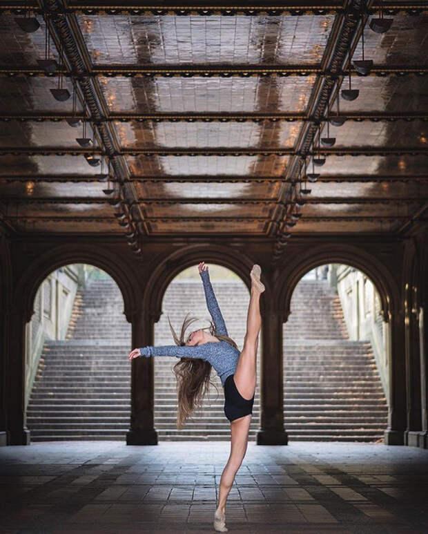 Омар З. Роблес фотографирует танец-26
