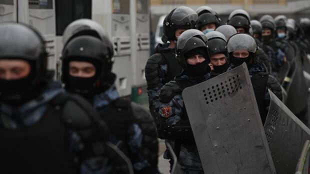 ОНК Москвы не зафиксировала массовых задержаний в ходе незаконной акции