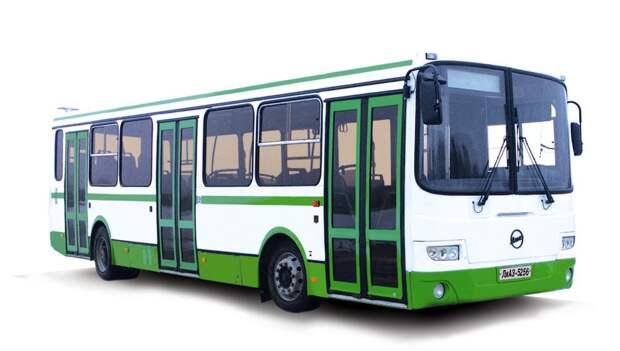 Новая жизнь старого друга: ЛиАЗ 5256 2000, ЛиАЗ-5256, авто, автобус, история, лиаз, общественный транспорт, фишки-мышки