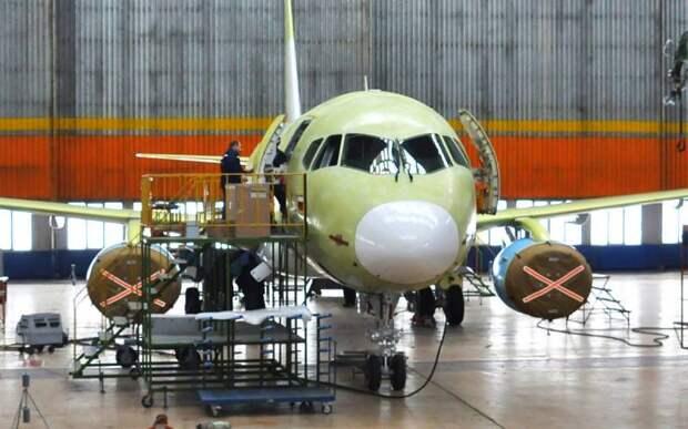 Через 5 лет Россия сможет полностью вернуть себе гражданское авиастроение