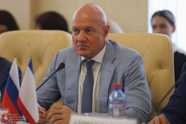 Бывшему вице-премьеру Крыма Нахлупину снова продлили арест