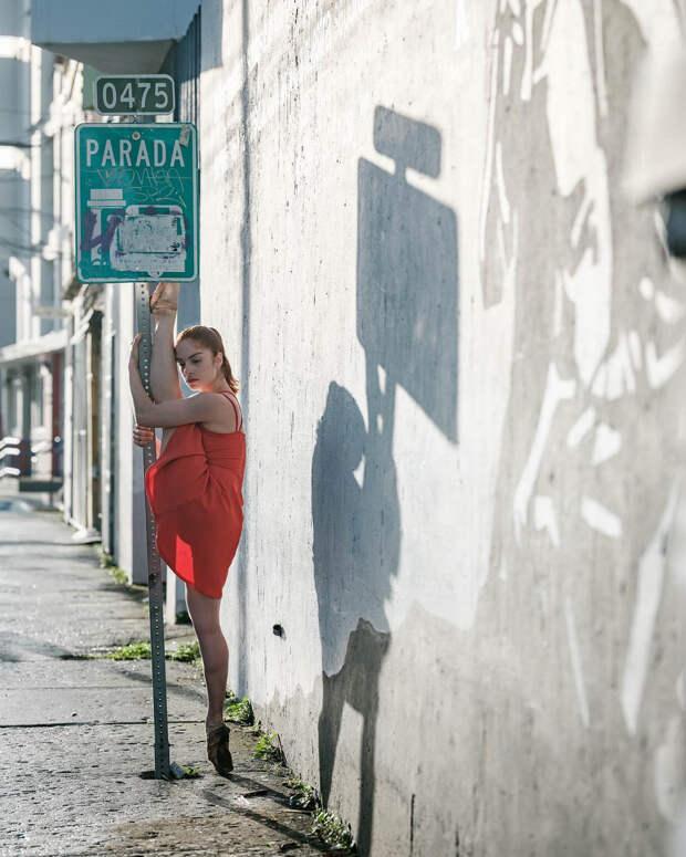 Омар З. Роблес фотографирует танец-12