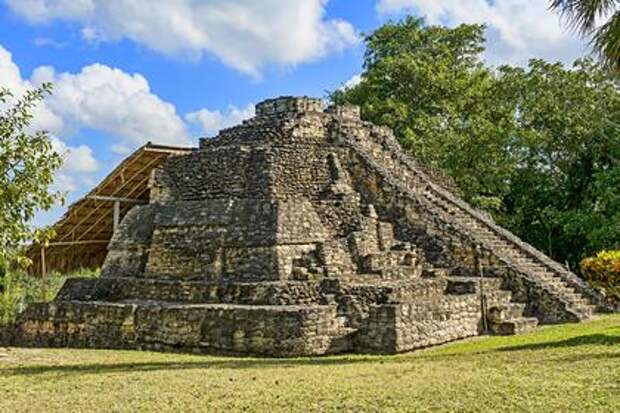 478 комплексов: в Мексике обнаружены неизвестные ранее храмы майя