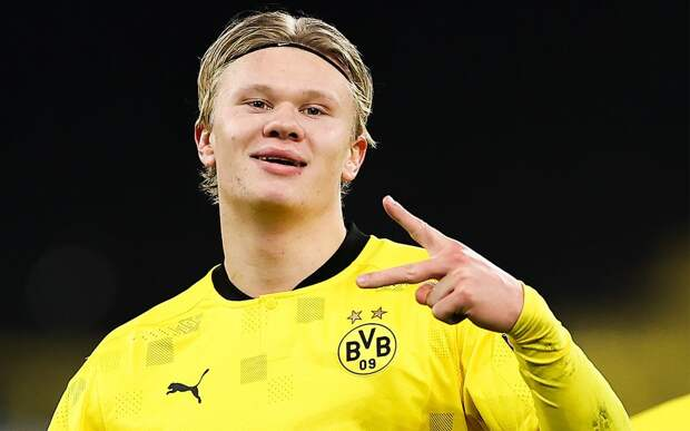 Холанд установил очередной рекорд Лиги чемпионов, забив в 6 матчах подряд