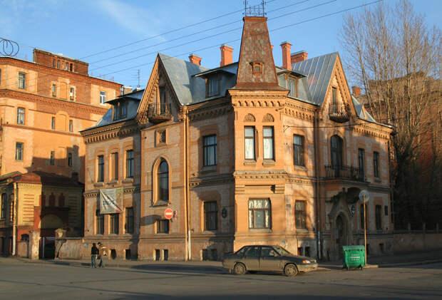 Великолепный дом архитектор построил для своей большой семьи. /Фото:peterburg.center