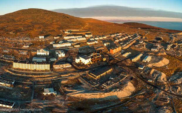 Инфраструктура города стремительно развивалась / Фото: fotorelax.ru
