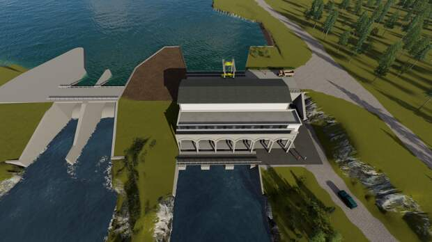 En+ Group вложит 1,4 млрд рублей в строительство Сегозерской ГЭС в Карелии