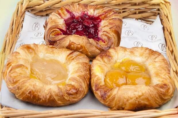 Пирожки и булочки Петербурга признаны лучшими в России
