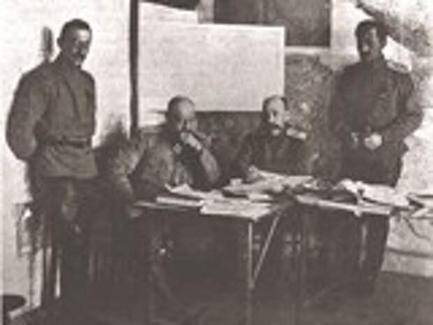 Неизвестные страницы истории. Как Деникин чеченцев усмирил