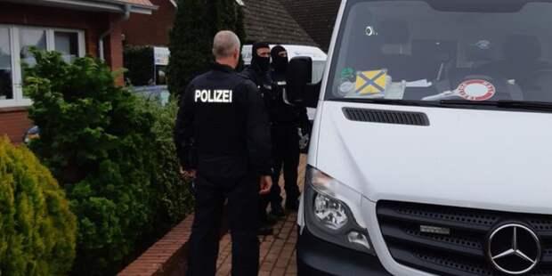 В Германии задержали 80 чеченцев после массовой драки с немцами и поляками