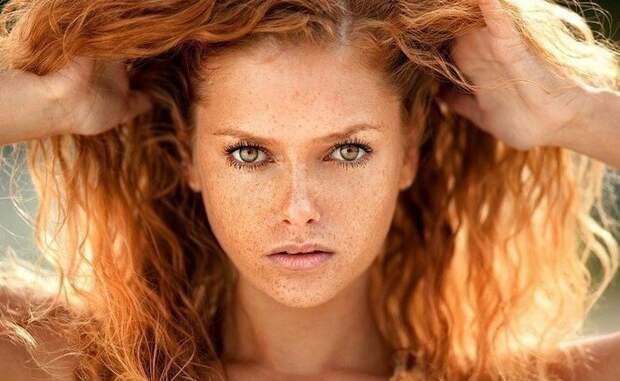 7. Инквизиция, девушка, костер, красота, рыжая, рыжие волосы