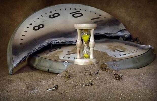 Любопытное о времени