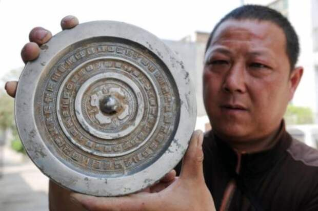 Солнечная тайна китайских зеркал