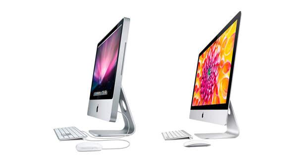 iMac 2011 и iMac 2019