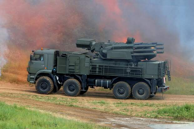 Аvia.pro: в Ливии замечены ЗРК «Панцирь-С1», как у российской армии