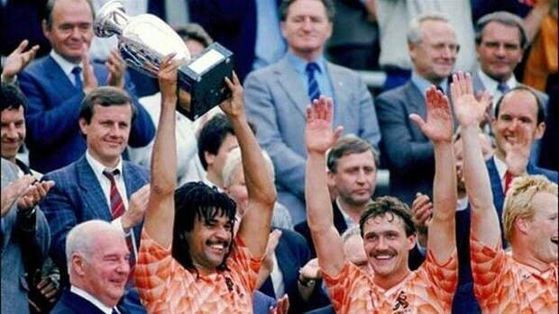 Финал Евро-1988 (ФРГ) по футболу