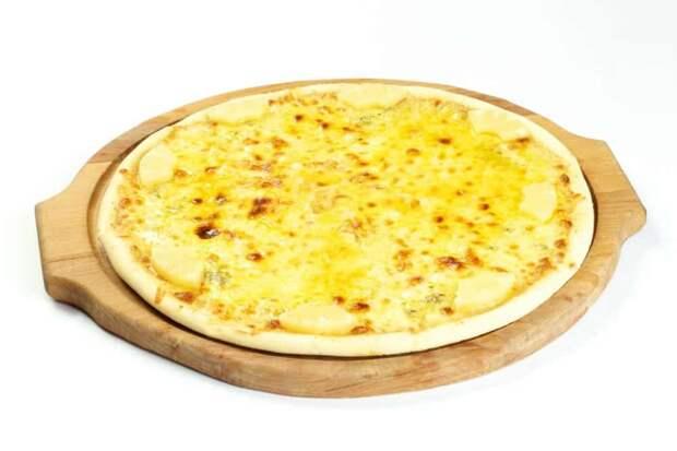 Пицца по-английски: любимое блюдо на новый лад