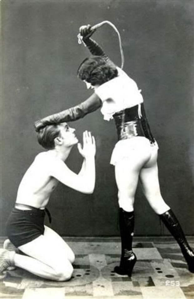 Эротика первой половины ХХ века