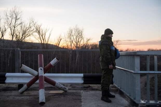 Представители ЛНР зафиксировали один обстрел со стороны ВСУ за сутки