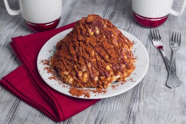 3 самых популярных в СССР торта
