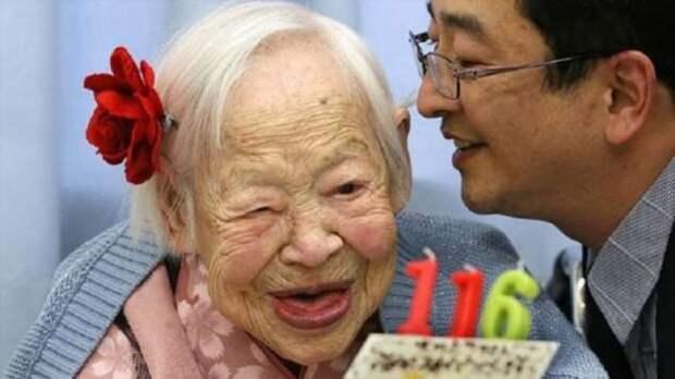 Почему японцы много лет подряд бьют рекорды по продолжительности жизни