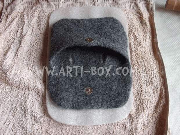 www.arti-box.com валяние сумки мастер класс