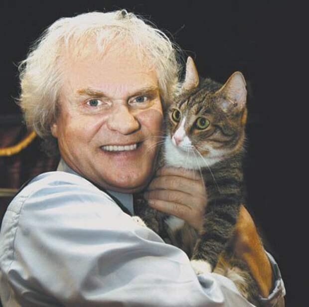 Юрий Куклачев решил построить в Израиле «дворец кошек» за $1 млн