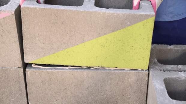 Остатки шлакоблоков + немного креатива: нестандартный подход к обустройству участка
