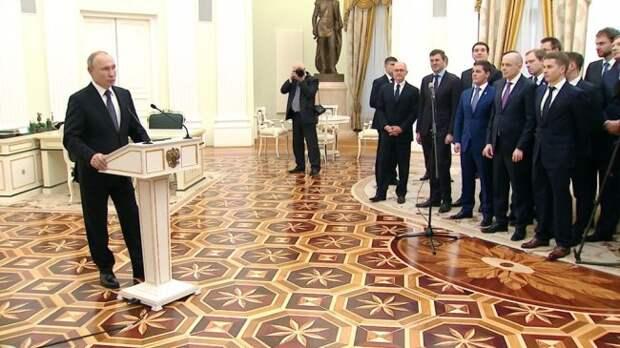 Новыми министрами стали отличники школы кадрового резерва россия, владимир путин, министры