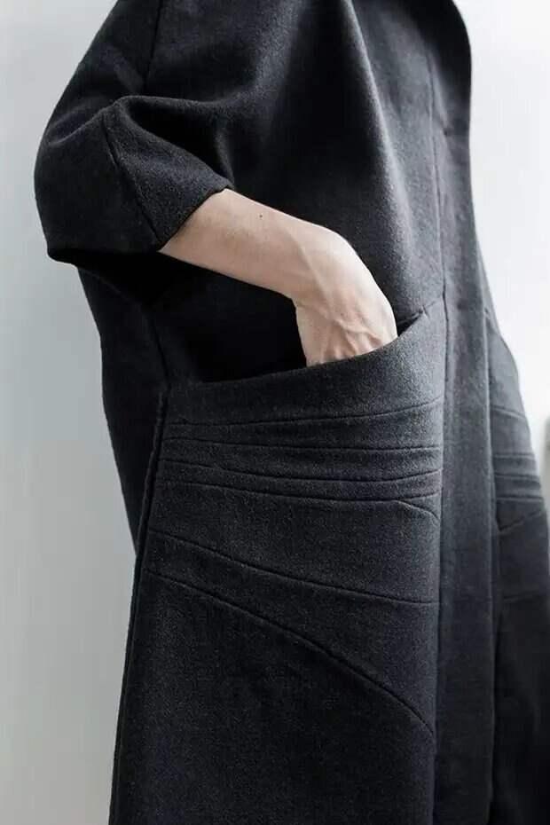 Обыкновенный карман — крошечная деталь, меняющая образ
