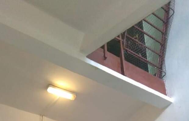 В подъезде дома на Бажова восстановили освещение