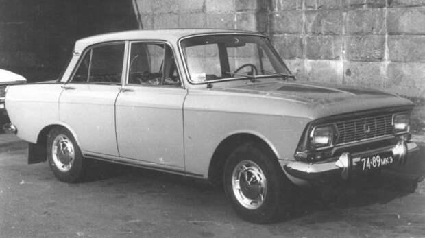 Москвич-412 АЗЛК 70-х годов авто, автомобили, азлк, олдтаймер, ретро авто, советские автомобили