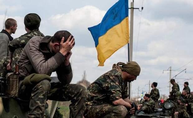 Расстрелы, взрывы и массовые побоища: в рядах карателей на Донбассе сложная обстановка — сводка (ФОТО)