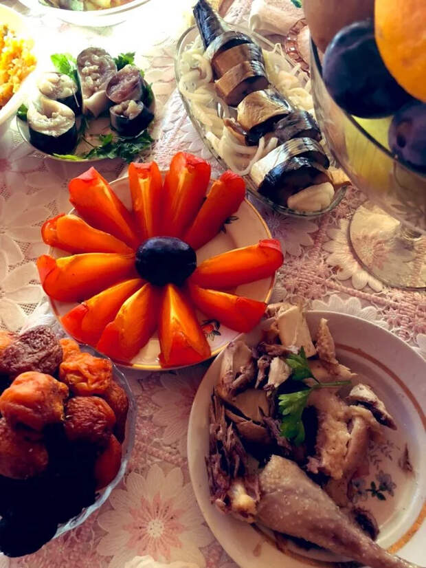 Аш или татарская карательная кулинария Кулинария, Татары, Обряд, Чак чак, Длиннопост