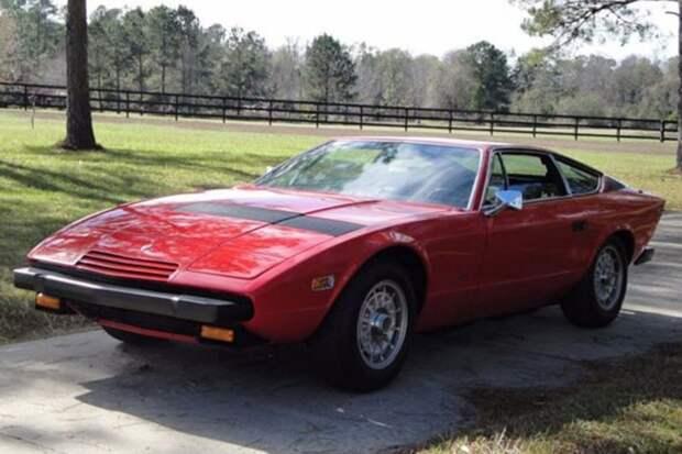 Maserati Khamsin авто, автодизайн, америка, бампер, безопасность, накладка, спорткар, суперкар