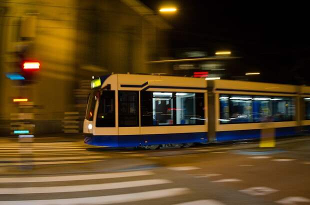 Трамвай. Фото: pixabay.com