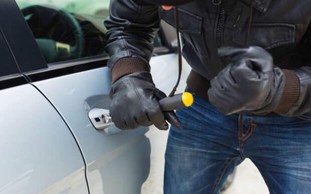 Угонщики будут платить за повреждения автомобилей. Закон подписан