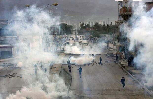 Управляемый хаос в Алжире: США запустили новый этап «арабской весны»