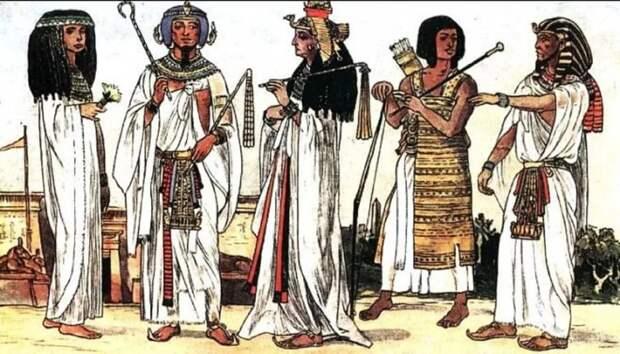 СТРАНА ЕГИПТЯН. ПАМЯТНИКИ И РЕЛИГИЯ