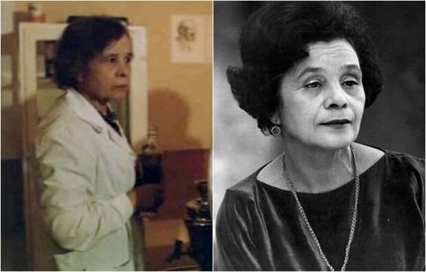 Одна из наиболее востребованных актрис советского кино, «королева эпизода», голосом которой говорили герои советских мультфильмов.