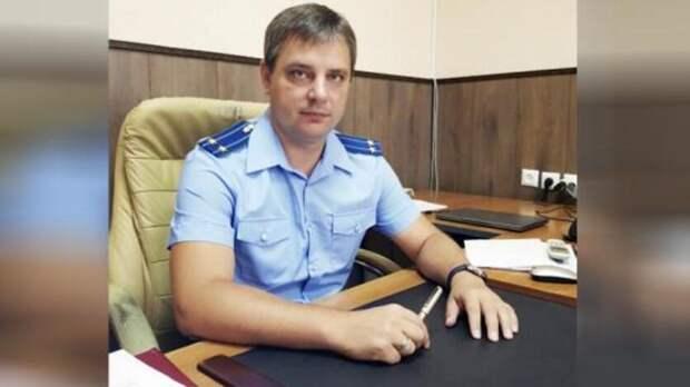 Бывшего прокурора вРостовской области приговорили квосьми годам завзятку