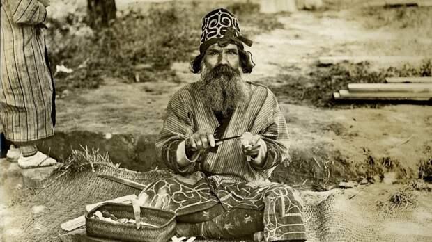 Сегодня айны – исчезающий народ, их ассимилировали японцы и русские