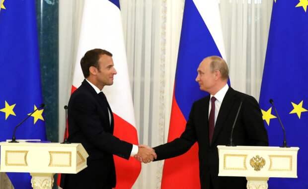 Французы вспомнили про дружбу с Россией, после «предательства» Австралии