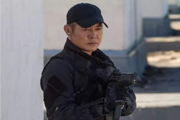 3. Джет Ли(1,076 убийств) актер, актеры, знаменитости, кино, подборка, убийства, фильм