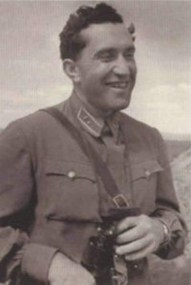 Я.В. Смушкевич